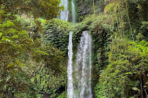 Sendang Gile and Tiu Kelep Waterfall, Senaru, Indonesia