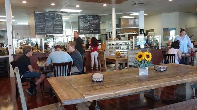 Wildflour Bakery & Café