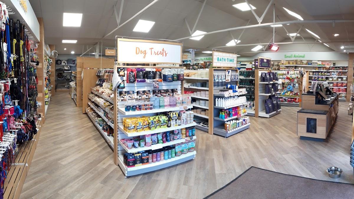 Pets Corner Oxford North interior