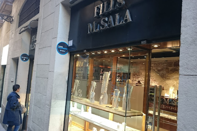Visit Fills M  Sala on your trip to Barcelona or Spain