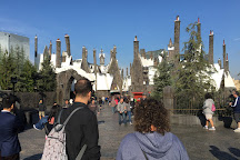 Harry Potter and the Forbidden Journey, Los Angeles, United States