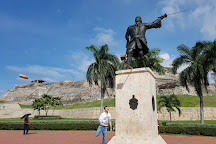 San Felipe de Barajas Castle, Cartagena, Colombia