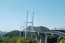 Megami Ohashi Bridge, Nagasaki, Japan