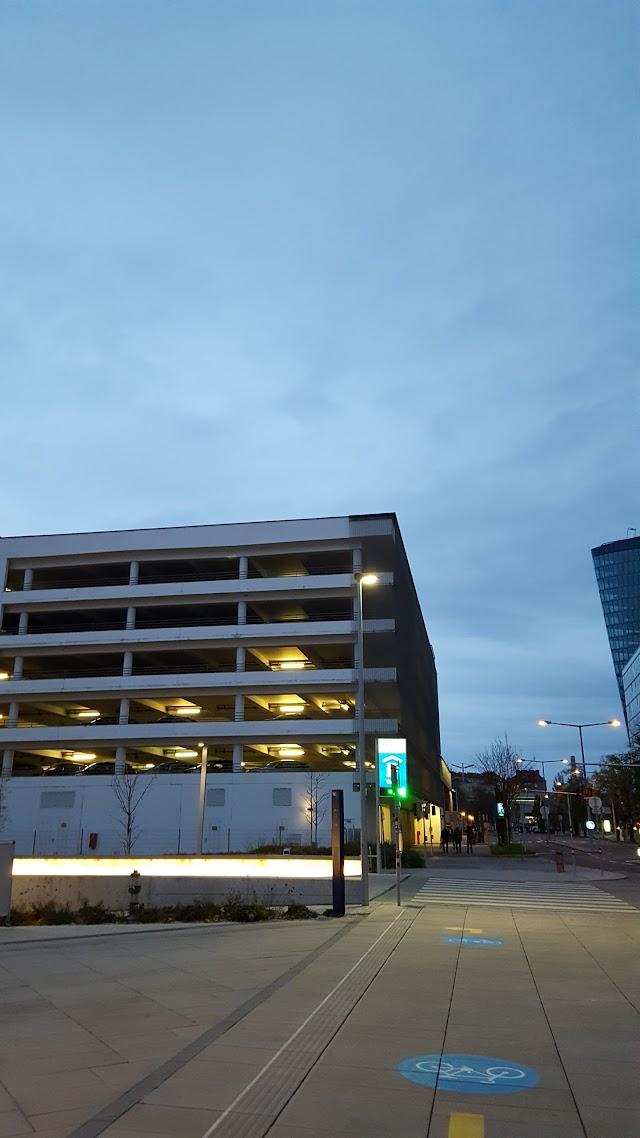 Tiefgarage Campus WU - Wien | APCOA