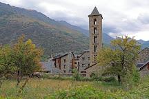 Santa Eulalia d'Erill la Vall, Erill La Vall, Spain