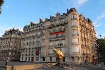 Liberty Flame, Paris, France
