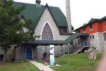 Jardin des glaciers, Baie Comeau, Canada