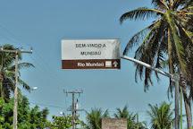 Praia de Mundau, Trairi, Brazil