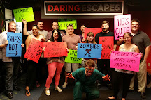 Daring Escapes, Pittsburgh, United States