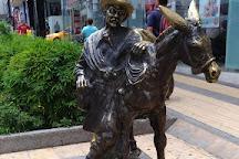 Plaza de Bolivar, Armenia, Colombia