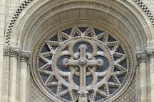 Eglise Notre-Dame de la Croix de Menilmontant, Paris, France