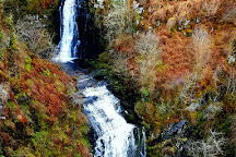 Glenashdale Falls, Whiting Bay, United Kingdom