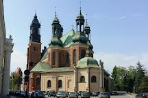 Ostrow Tumski, Poznan, Poland