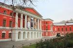Музей современной истории России, Малый Палашёвский переулок, дом 4 на фото Москвы