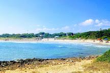 Spiaggia di Cala di Rosamarina, Ostuni, Italy