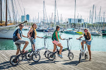 Photo Bike Tour Barcelona, Barcelona, Spain