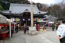 Kozaiji Temple, Takamatsu, Japan