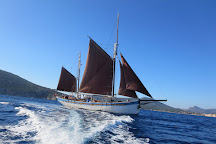 Andrea Jensen Sailing, Alghero, Italy