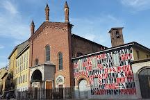Basilica di San Calimero, Milan, Italy
