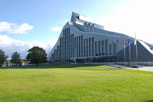 National Library of Latvia, Riga, Latvia