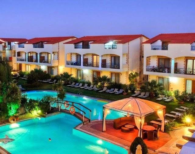 Villas Duc Hotel Apartments Rhodes