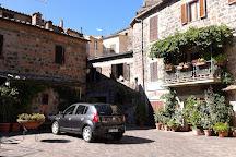 Pane e companatico di Silvana Cesaretti, Radicofani, Italy