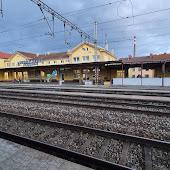 Train Station  Stare Mesto U Uherskeho Hradiste