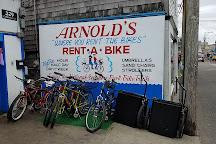Arnold's Bike Shop, Provincetown, United States