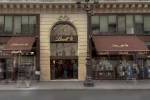 Boutique Lindt Paris Opera, Paris, France