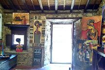Galeria de los Suspiros, Colonia del Sacramento, Uruguay