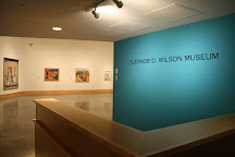 The Eleanor D. Wilson Museum at Hollins University, Roanoke, United States