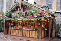 Weihnachtsmarkt, Hannover, Germany