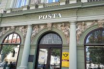 Slovenia Post Office, Maribor, Slovenia