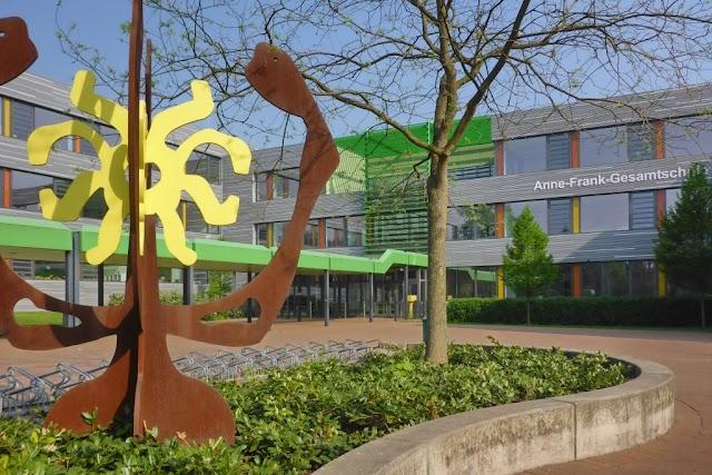 Anne-Frank-Schule, Städtische Gesamtschule Gütersloh