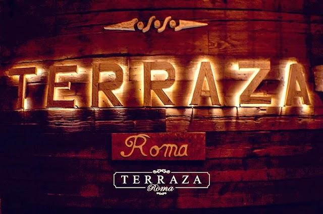 Terraza Roma