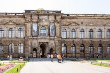 Gemaldegalerie Alte Meister, Dresden, Germany