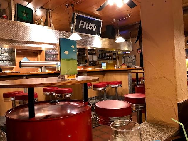 Filou American Diner Restaurant