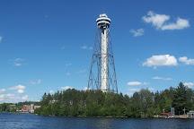 Parc de l'ile Melville, Shawinigan, Canada