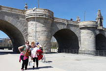 Puente de los Franceses, Madrid, Spain