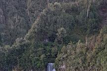 Tupapakurua Falls Lookout, National Park Village, New Zealand