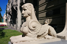 Alberta Iela, Riga, Latvia