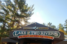The Lake of Two Rivers Store, Algonquin Provincial Park, Canada