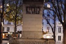 Fontaine de la Paix, Paris, France