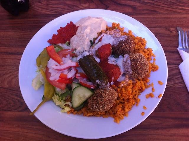 Jerusalem Kebab & Cafe