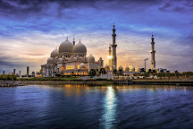 Sheikh Zayed Mosque, Abu Dhabi, United Arab Emirates