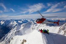 High Peak Heliski, Windwhistle, New Zealand
