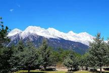 Yulong Snow Mountain Ski Area, Yulong County, China