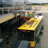 Автобусная станция   Turun lentoasema
