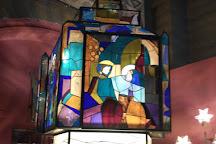 Museo de los Faroles y Rosario de Cristal, Zaragoza, Spain