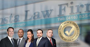 Costa Law Firm | Toronto Criminal Lawyer